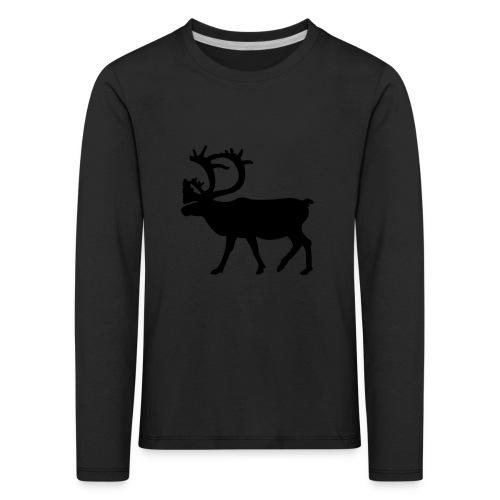 Le Caribou - T-shirt manches longues Premium Enfant