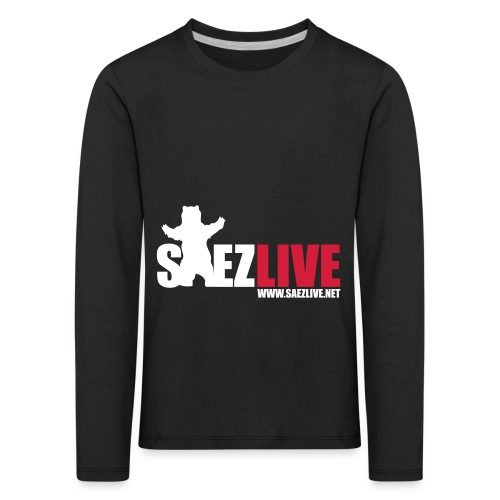 OursLive (version light) - T-shirt manches longues Premium Enfant