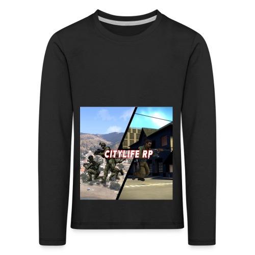 25520186 1487734038006238 33100251 n - T-shirt manches longues Premium Enfant