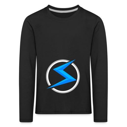 #1 model - Kinderen Premium shirt met lange mouwen