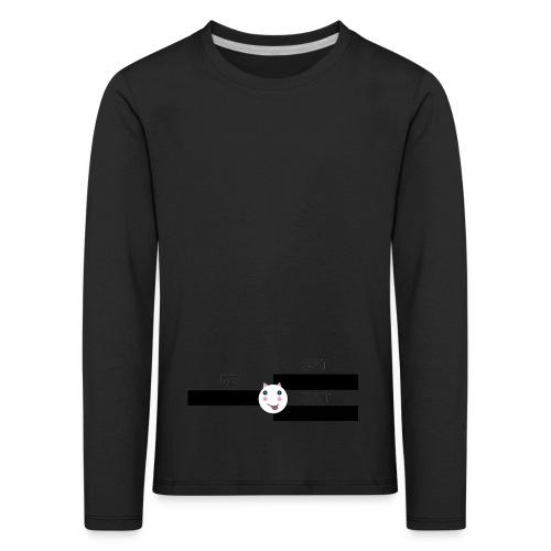 Be Dat Cat | Alf Da Cat - Kids' Premium Longsleeve Shirt