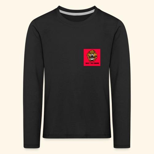 Mascot Design - Kids' Premium Longsleeve Shirt