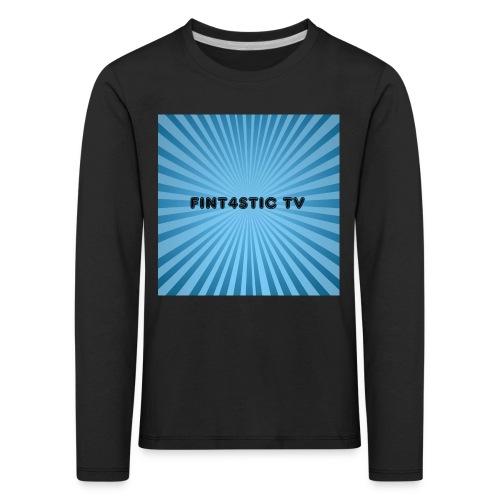 FINT4STIC Sunburst - Kids' Premium Longsleeve Shirt