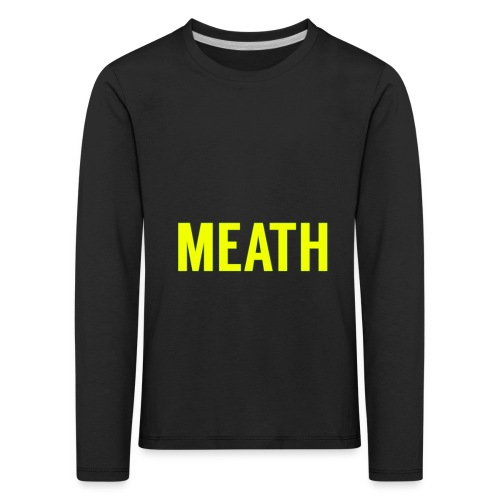MEATH - Kids' Premium Longsleeve Shirt