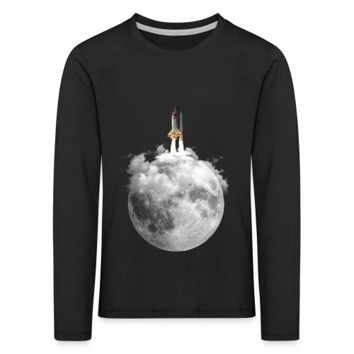 Mondrakete - Kinder Premium Langarmshirt