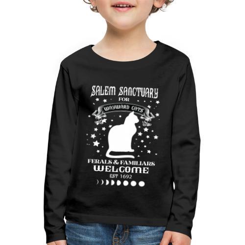 WAYWARD CATS - T-shirt manches longues Premium Enfant