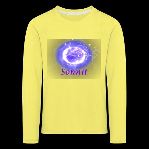 Sonnit Light - Kids' Premium Longsleeve Shirt