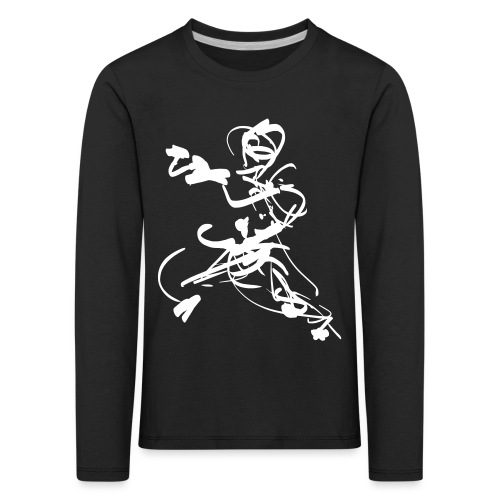 mantis style - Kids' Premium Longsleeve Shirt