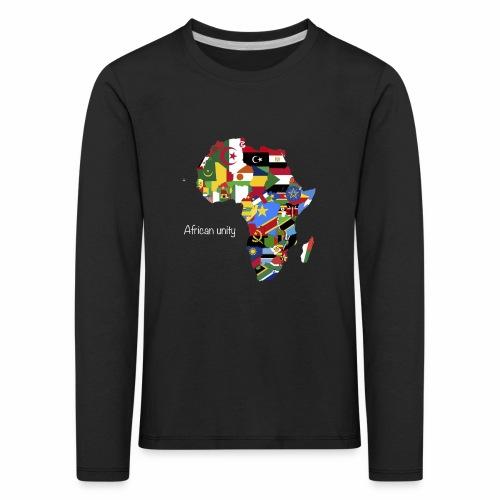 African unity - T-shirt manches longues Premium Enfant