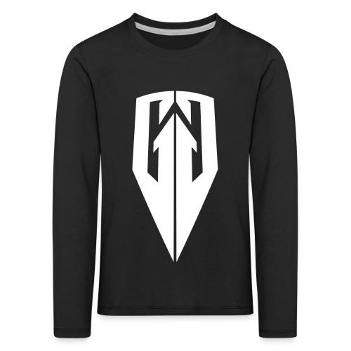 Kingdom Customs Shop Tee Womens - Kids' Premium Longsleeve Shirt