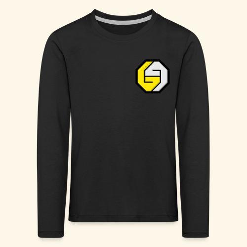 Spread Shirt Transparent Troplay Logo png - Kinder Premium Langarmshirt
