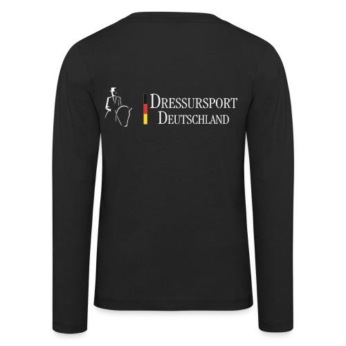 dressursport deutschland horizontal r - Kinder Premium Langarmshirt