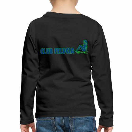 Madame's_Girls - Kids' Premium Longsleeve Shirt