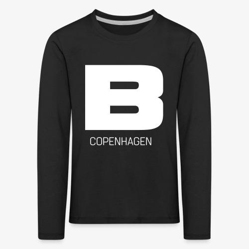 BADASSCOPENHAGEN - B_CPH - Børne premium T-shirt med lange ærmer