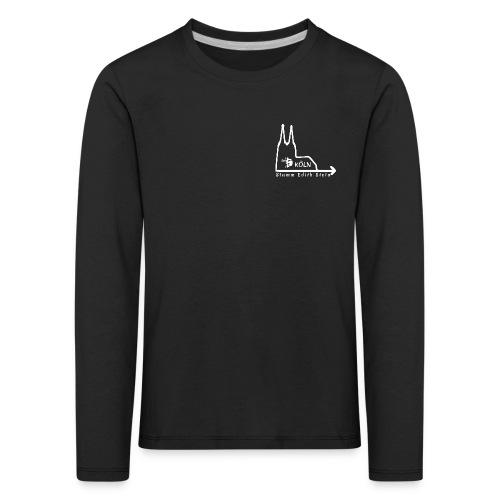 logo-final_ohne-hg - Kinder Premium Langarmshirt