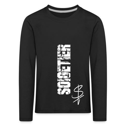 logo st - Kinder Premium Langarmshirt
