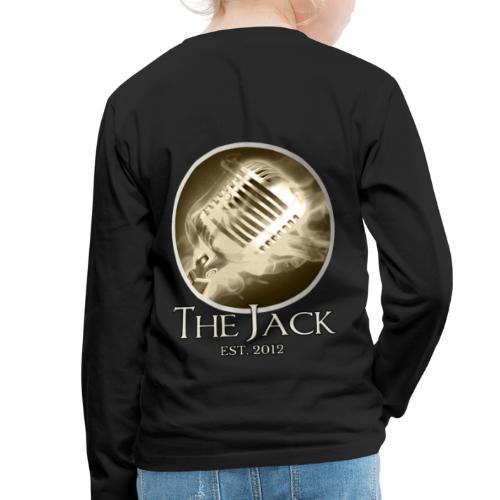 The Jack - Kinderen Premium shirt met lange mouwen