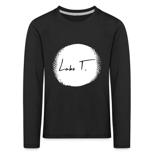 Labo T. - white - T-shirt manches longues Premium Enfant