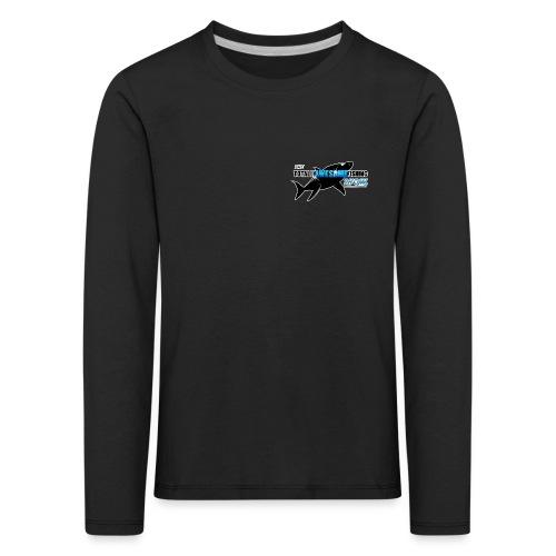 Official TAFishing Logo - Kids' Premium Longsleeve Shirt