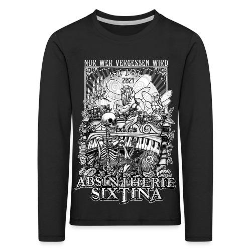 Absintherie Sixtina 2021 - Sixtina Support - Kinder Premium Langarmshirt