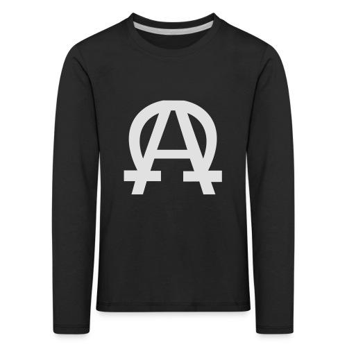 alpha-oméga - T-shirt manches longues Premium Enfant