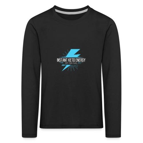 instantketoenergy - Kinder Premium Langarmshirt