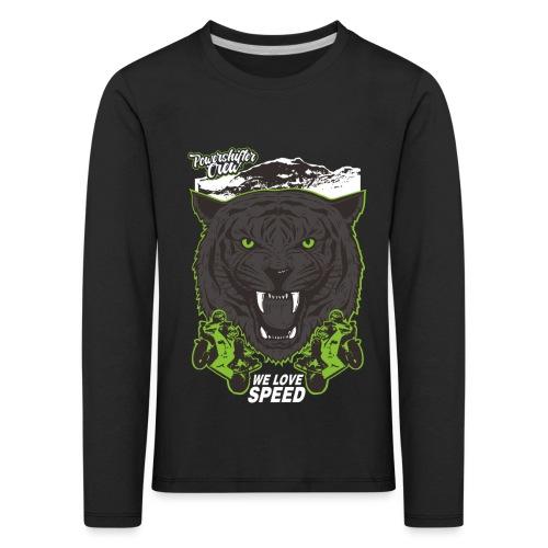 bear - Kinder Premium Langarmshirt
