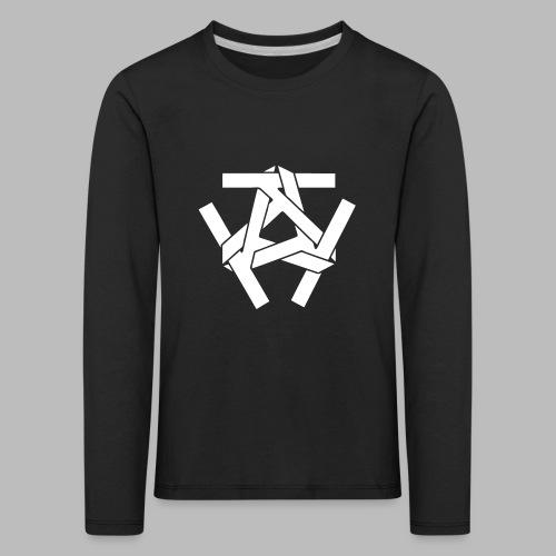 KKK-Logo-vektor - Kinder Premium Langarmshirt