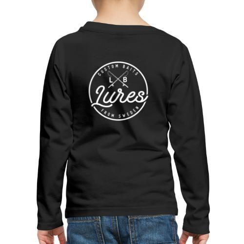 Lures W - Långärmad premium-T-shirt barn