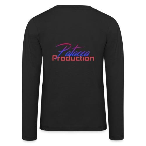 PATACCA PRODUCTION - Maglietta Premium a manica lunga per bambini
