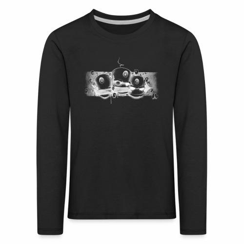 Dont ! Moe Friscoe ver02 - Børne premium T-shirt med lange ærmer