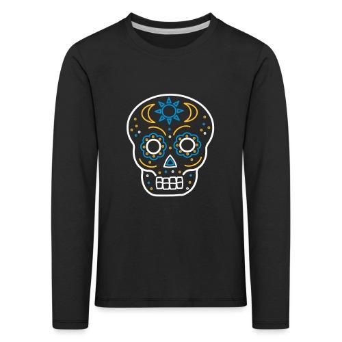 Skull 0SK03 - Kinder Premium Langarmshirt