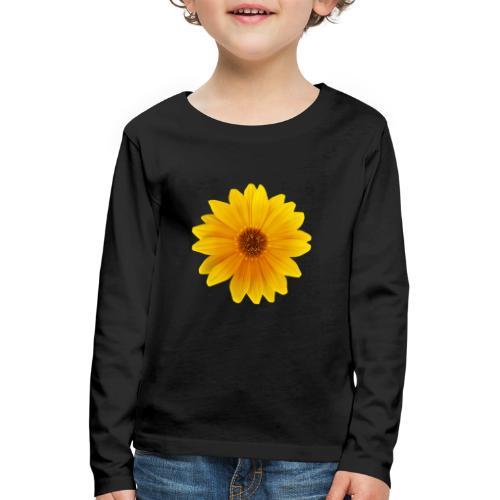 TIAN GREEN Garten - Mittagsgold 2020 01 - Kinder Premium Langarmshirt