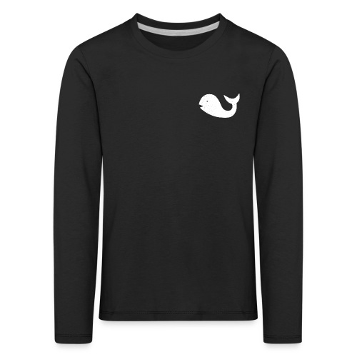 Next Generation Balbach Weiss - Kinder Premium Langarmshirt