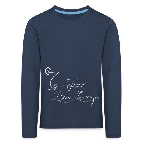 La Jetée Bar lounge - T-shirt manches longues Premium Enfant