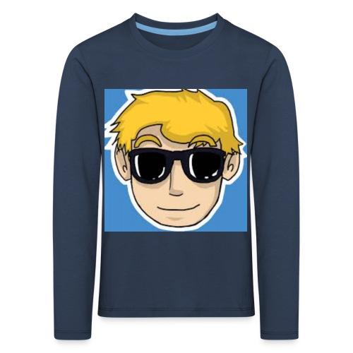 design 1 jpg - Kids' Premium Longsleeve Shirt
