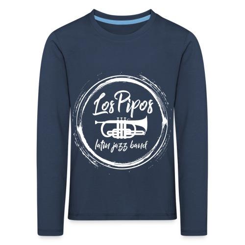 Los Pipos - Die Latin Jazz band - Kinder Premium Langarmshirt