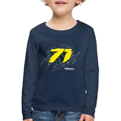 Milou Mets 71 - Kinderen Premium shirt met lange mouwen