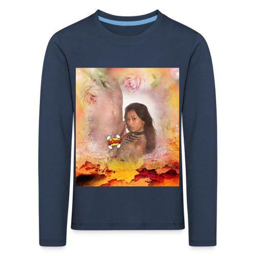 Herbstsinfonie - Kinder Premium Langarmshirt