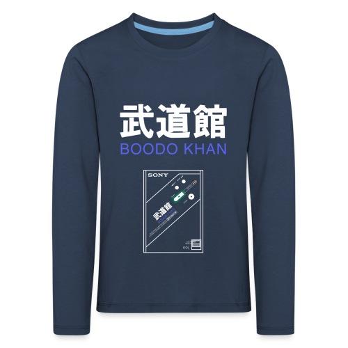 SONY Boodo Khan walkman, the legendary - Kids' Premium Longsleeve Shirt