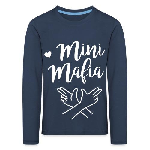 Mini-Mafia Langarmshirt (Teenager) - Kinder Premium Langarmshirt