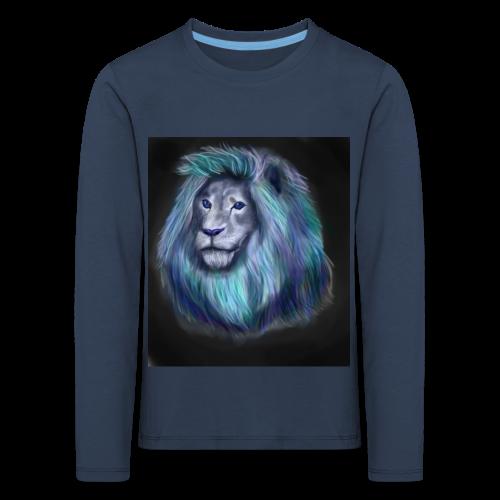 lio1 - Kids' Premium Longsleeve Shirt