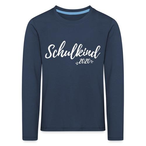 Schulkind 2020 - Einschulung - Kinder Premium Langarmshirt
