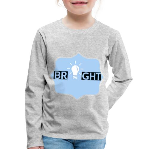Bright - Kids' Premium Longsleeve Shirt