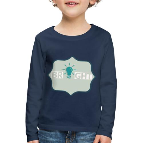 bright - Kids' Premium Longsleeve Shirt