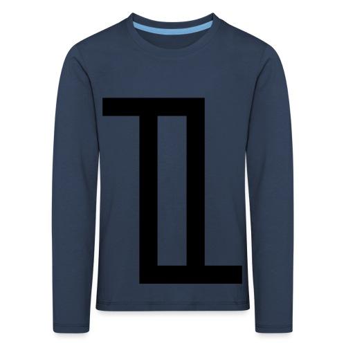 1 - Kids' Premium Longsleeve Shirt
