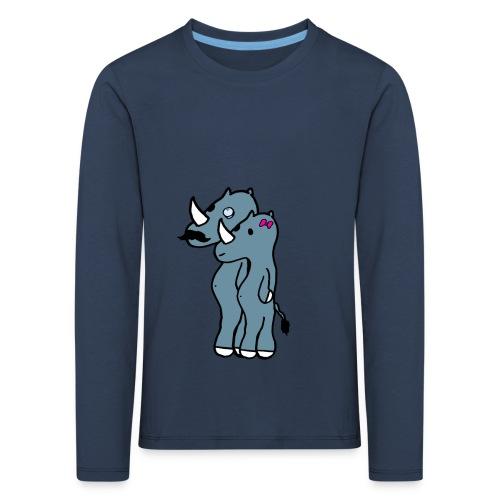 rino hommies - Maglietta Premium a manica lunga per bambini