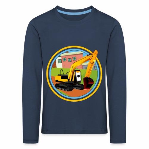 Diggy T Shirt - Kids' Premium Longsleeve Shirt