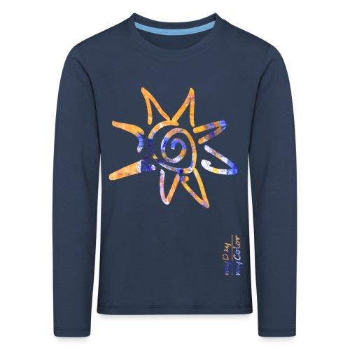 myDay SommerSonne - Kinder Premium Langarmshirt