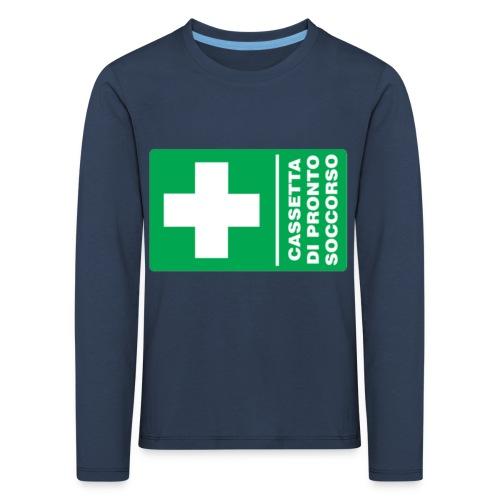 cartello png - Maglietta Premium a manica lunga per bambini